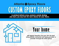 Epoxy Floors infographic