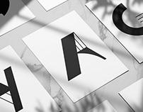 Ásmundur Sveinsson Typeface