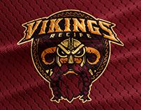 Vikings Recife - Branding