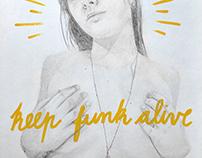 Keep funk alive