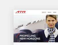 ATR web portal - redesign