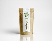 Organic Waka Branding design