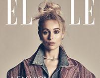 Elle Bulgaria (Digital Cover)