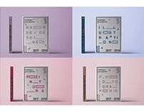 Catalogue des diplômés - Identité / Typographie / Série