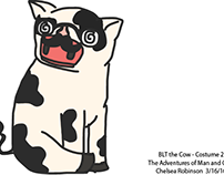 BLT the Cow