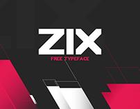 ZIX — Free font