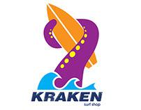Logotype Kraken