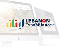 LEBANON at EXPO MILANO Website