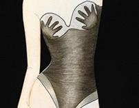 Croquis - Coleção Burlesque
