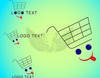 Shopping Brand Logo Design