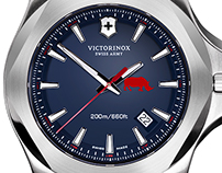 Victorinox INOX watch Y4AW Limited edition