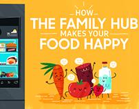 :::Family Hub illustrations:::
