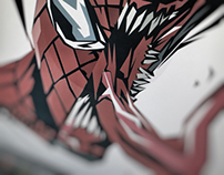 Spiderman+Venom