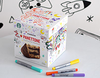 Starbucks + Faber-Castell Campanha de Natal
