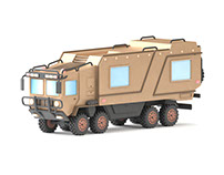 Vehicles Low Poly