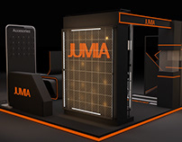 Jumia Store Booth