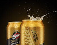 IT´S MILLER TIME!