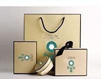 "ELYSEUM""- branding for apparel"