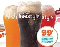 Freestyle Floats for White Castle