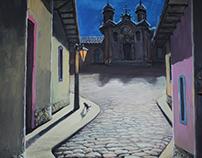 Painel - Ouro Preto