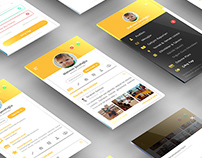 Mobile App Design #1