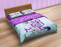 Bedding Sets & Bed Linen Mockup