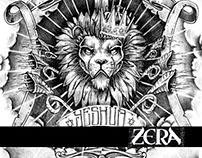 - Z E R A - printed tees