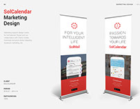 SolCalendar Marketing Design