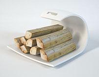 Wood Rack  Design