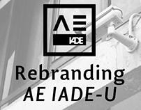 Rebranding AE IADE-U