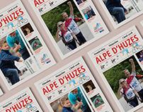 Magazine Alpe d'HuZes