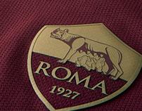 AS Roma Rebranding