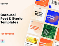 Coloron - Instagram Posts & Stories
