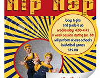 Music General Hip Hop Flyer