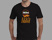 Steevya T-shirt design