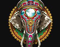 Cadogan Tate / Travels To My Elephant