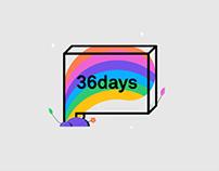 2019 EDITION - 36daysoftype