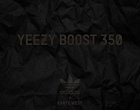 Yeezy 350 Packaging