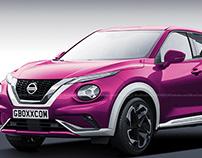 2020 Nissan Juke Candy Edition