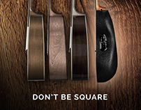 Ovation Guitars Ad Campaign