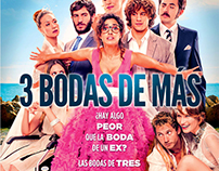 "Movie Soundtrack Video ""3 Bodas de Más"""