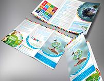 NGO Sustainability Inc. Trifold Brochure