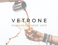 Vetrone Café - Branding Design