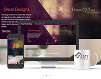 Fancy For Advertising Web Site