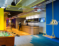 The Wave : co-working office in Hong Kong