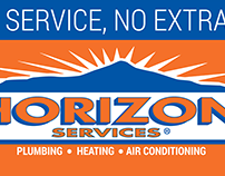 Horizon Service Bill Board project Option 2