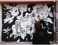 Secret Walls / Bilbao Paint Jam