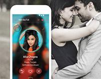 Matrimonial App Design
