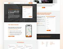 Dispatch Website