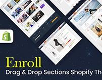 Enroll - Multipurpose Responsive Shopify Theme